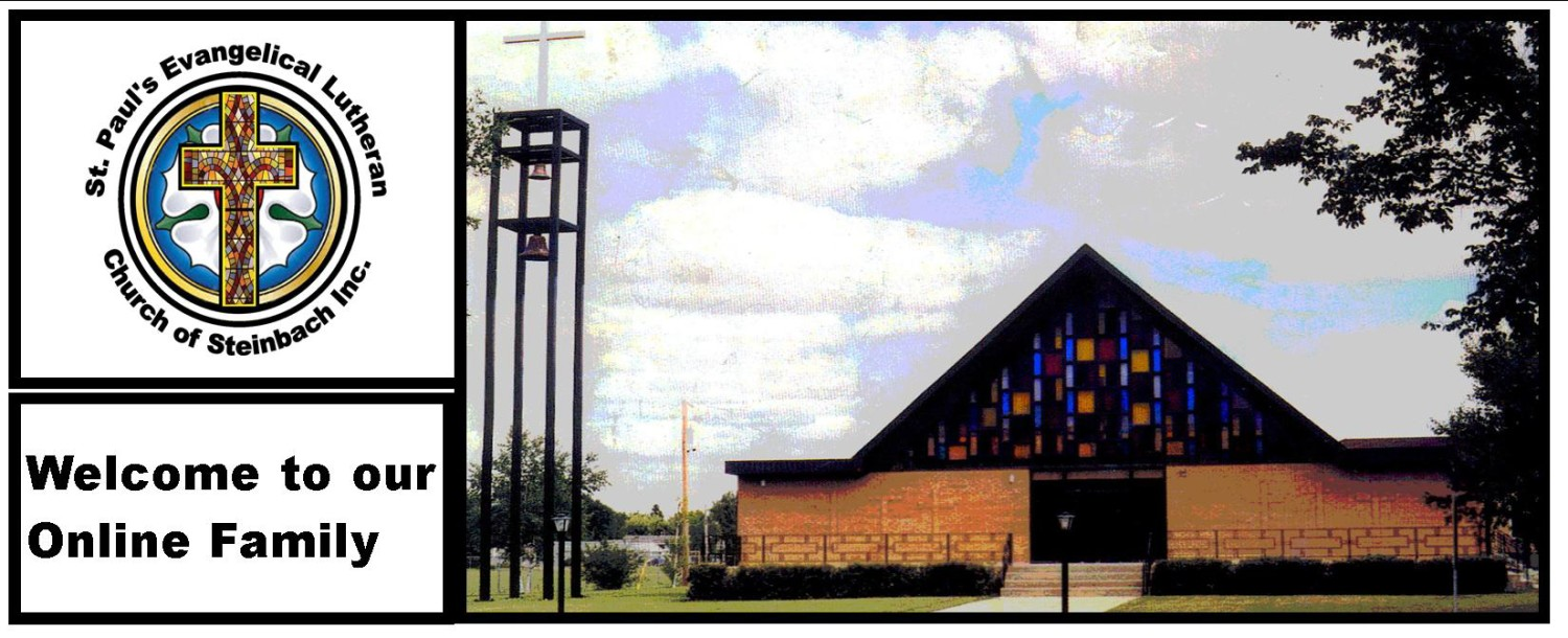 St Paul's Evangelical Lutheran Church Steinbach
